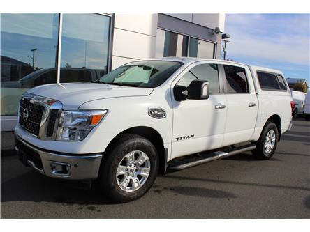 2017 Nissan Titan SV (Stk: 8T7913A) in Nanaimo - Image 1 of 9