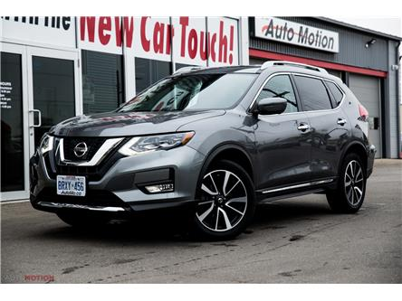 2017 Nissan Rogue  (Stk: 191262) in Chatham - Image 1 of 29