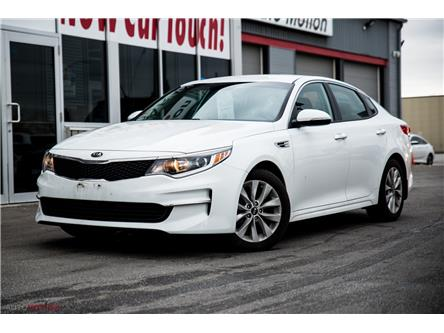 2017 Kia Optima LX (Stk: T91136) in Chatham - Image 1 of 28