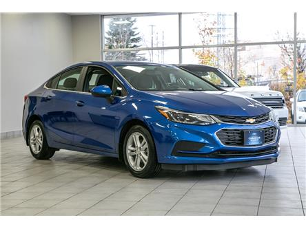 2016 Chevrolet Cruze LT Manual (Stk: 952150) in Ottawa - Image 1 of 19