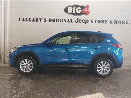 2014 Mazda CX-5 GS (Stk: 19J261A) in Calgary - Image 2 of 16