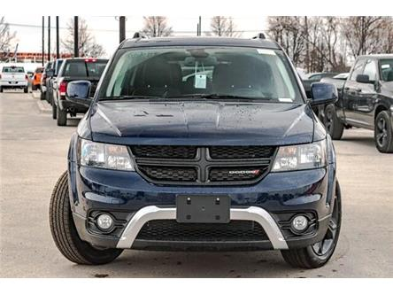 2019 Dodge Journey Crossroad (Stk: 32899D) in Barrie - Image 2 of 30
