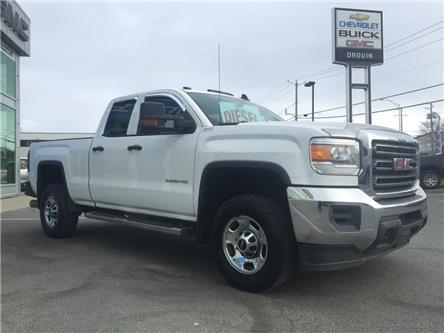 2015 GMC Sierra 2500HD WT (Stk: X8107) in Ste-Marie - Image 2 of 30