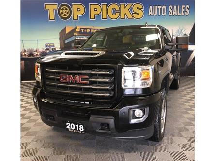 2018 GMC Sierra 2500HD SLT (Stk: 132443) in NORTH BAY - Image 1 of 27