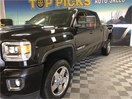 2018 GMC Sierra 2500HD SLT (Stk: 132443) in NORTH BAY - Image 2 of 27