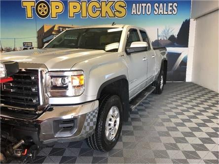 2015 GMC Sierra 2500HD SLE (Stk: 132020) in NORTH BAY - Image 2 of 14