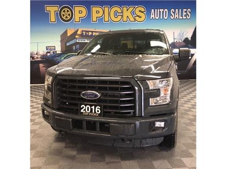 2016 Ford F-150 XLT (Stk: C49097) in NORTH BAY - Image 1 of 28