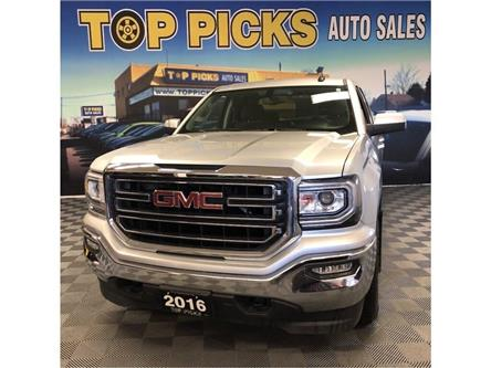 2016 GMC Sierra 1500 SLE (Stk: 359183) in NORTH BAY - Image 1 of 27