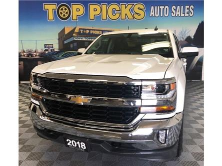 2018 Chevrolet Silverado 1500 LT (Stk: 301205) in NORTH BAY - Image 1 of 29