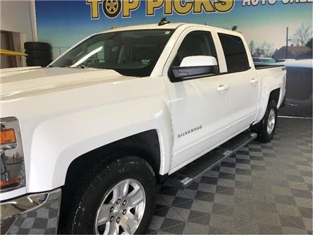 2018 Chevrolet Silverado 1500 LT (Stk: 301205) in NORTH BAY - Image 2 of 29