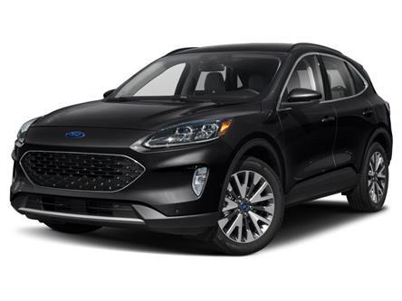 2020 Ford Escape Titanium (Stk: LUA03048) in Wallaceburg - Image 1 of 9