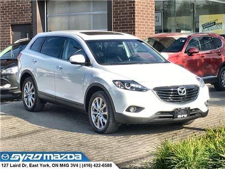 2014 Mazda CX-9 GT (Stk: 29004A) in East York - Image 1 of 30