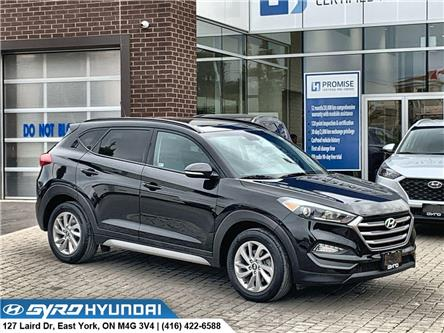 2017 Hyundai Tucson SE (Stk: H5386A) in Toronto - Image 1 of 29