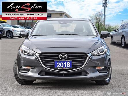 2018 Mazda Mazda3  (Stk: M31T2G1) in Scarborough - Image 2 of 28