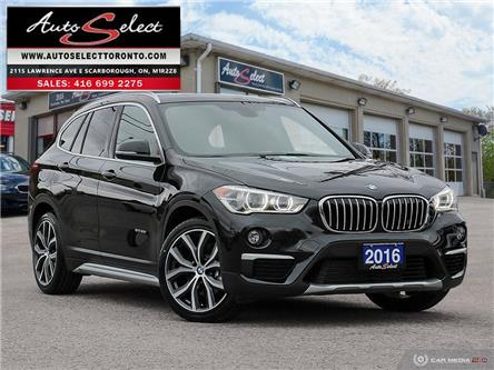 2016 BMW X1 xDrive28i (Stk: 1M1X772) in Scarborough - Image 1 of 29