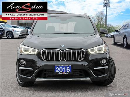2016 BMW X1 xDrive28i (Stk: 1M1X772) in Scarborough - Image 2 of 29