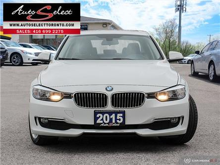 2015 BMW 320i xDrive (Stk: 1XMW201) in Scarborough - Image 2 of 29