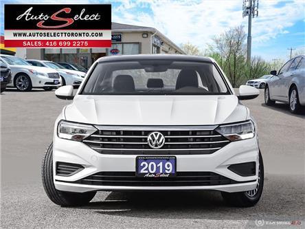 2019 Volkswagen Jetta Highline (Stk: 1V9JW41) in Scarborough - Image 2 of 28