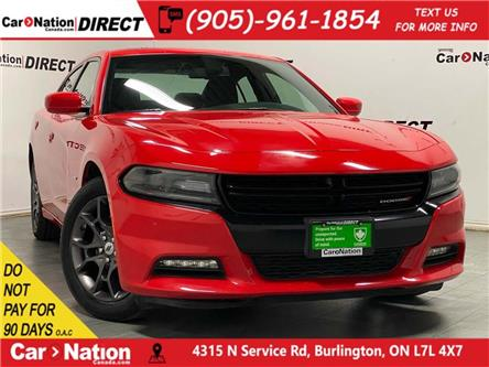 2018 Dodge Charger GT (Stk: DRD2833) in Burlington - Image 1 of 38