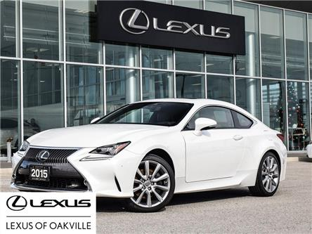 2015 Lexus RC 350 Base (Stk: UC7806) in Oakville - Image 1 of 27