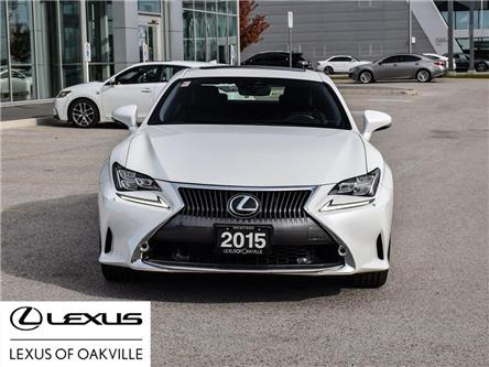 2015 Lexus RC 350 Base (Stk: UC7806) in Oakville - Image 2 of 27