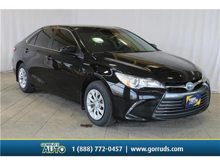 2017 Toyota Camry Hybrid LE (Stk: 222137) in Milton - Image 1 of 43