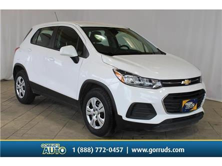 2018 Chevrolet Trax LS (Stk: 392651) in Milton - Image 1 of 42