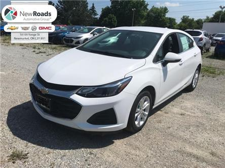 2019 Chevrolet Cruze LT (Stk: S630042) in Newmarket - Image 1 of 21