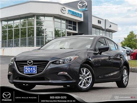 2015 Mazda Mazda3 Sport GS (Stk: P4532) in Mississauga - Image 1 of 27