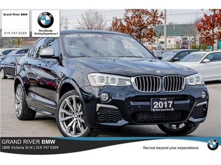 2017 BMW X4 M40i (Stk: PW5061) in Kitchener - Image 1 of 22