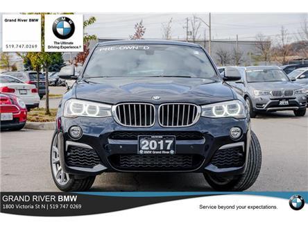 2017 BMW X4 M40i (Stk: PW5061) in Kitchener - Image 2 of 22