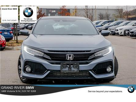 2019 Honda Civic Sport Touring (Stk: PW5085A) in Kitchener - Image 2 of 22