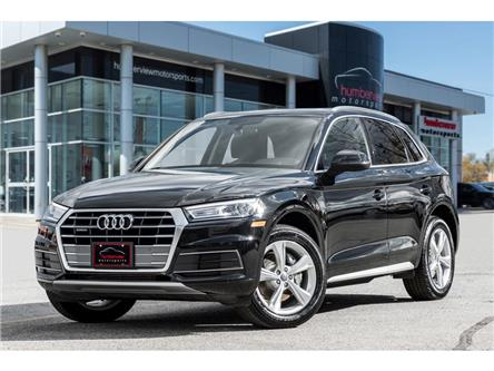 2019 Audi Q5 45 Progressiv (Stk: 19HMS950) in Mississauga - Image 1 of 19