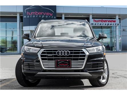 2019 Audi Q5 45 Progressiv (Stk: 19HMS950) in Mississauga - Image 2 of 19