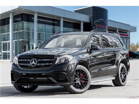 2017 Mercedes-Benz AMG GLS 63 Base (Stk: 19HMS1121) in Mississauga - Image 1 of 20
