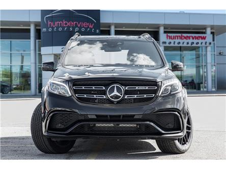 2017 Mercedes-Benz AMG GLS 63 Base (Stk: 19HMS1121) in Mississauga - Image 2 of 20