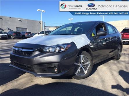 2020 Subaru Impreza 5-dr Touring w/Eyesight (Stk: 34103) in RICHMOND HILL - Image 1 of 21