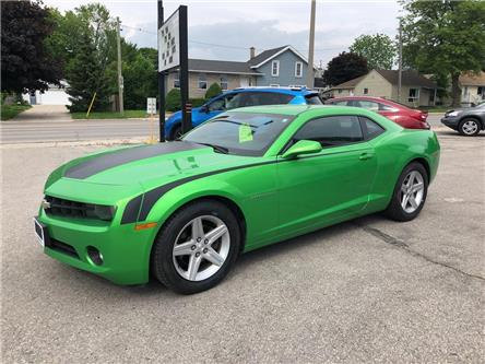 2011 Chevrolet Camaro 1LT (Stk: U13419) in Goderich - Image 1 of 16