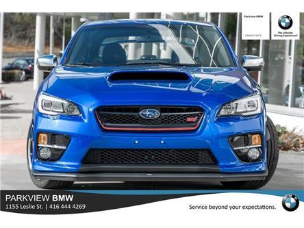 2016 Subaru WRX STI Sport-tech Package (Stk: T20601A) in Toronto - Image 2 of 22