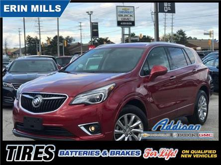 2019 Buick Envision Essence (Stk: UM32959) in Mississauga - Image 1 of 22