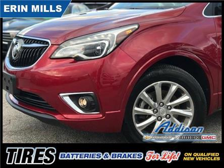 2019 Buick Envision Essence (Stk: UM32959) in Mississauga - Image 2 of 22