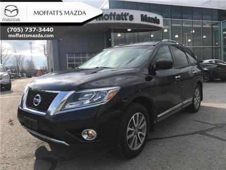 2015 Nissan Pathfinder SL (Stk: P7572A) in Barrie - Image 1 of 28