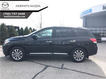 2015 Nissan Pathfinder SL (Stk: P7572A) in Barrie - Image 2 of 28