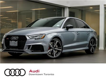 2019 Audi RS 3 2.5T (Stk: P3547) in Toronto - Image 1 of 29