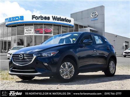 2019 Mazda CX-3 GS (Stk: G6450) in Waterloo - Image 1 of 14