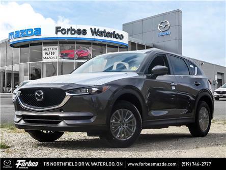2019 Mazda CX-5 GS (Stk: M6488) in Waterloo - Image 1 of 13