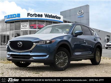 2019 Mazda CX-5 GS (Stk: M6575) in Waterloo - Image 1 of 14