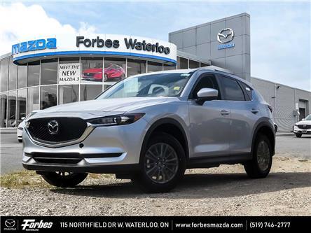 2019 Mazda CX-5 GS (Stk: M6582) in Waterloo - Image 1 of 12