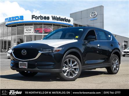 2019 Mazda CX-5 Signature (Stk: M6634) in Waterloo - Image 1 of 15
