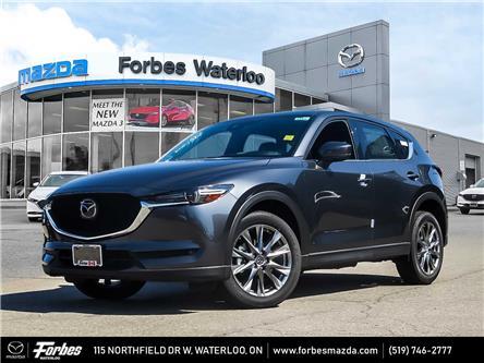 2019 Mazda CX-5 Signature w/Diesel (Stk: M6713) in Waterloo - Image 1 of 16